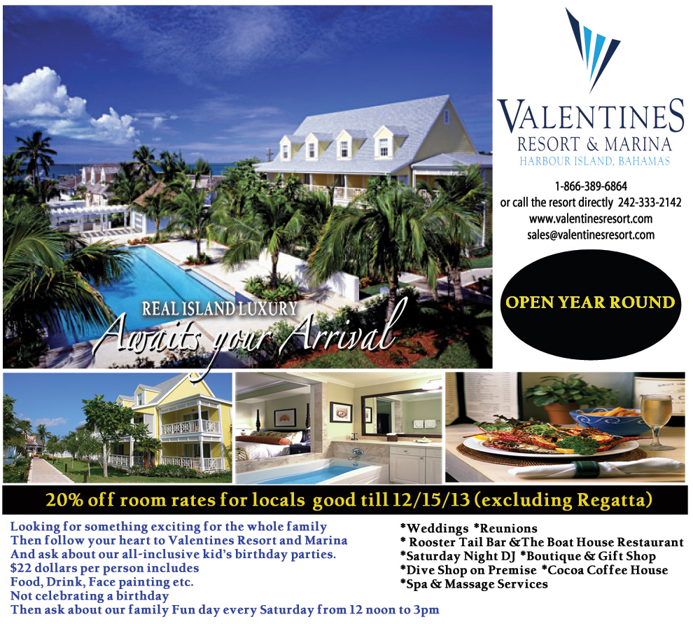 valentines resort and marina harbour island open year round now offering 20 off room rates for locals