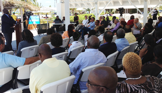 Remarks by Prime Minister Perry G. Christie_2014 Eleuthera Business Outlook Conference